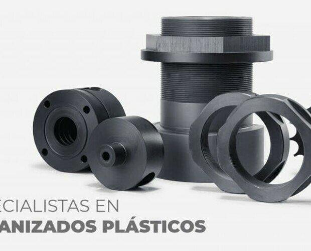 Mecanizados plásticos. Somos especialistas en mecanizados plásticos