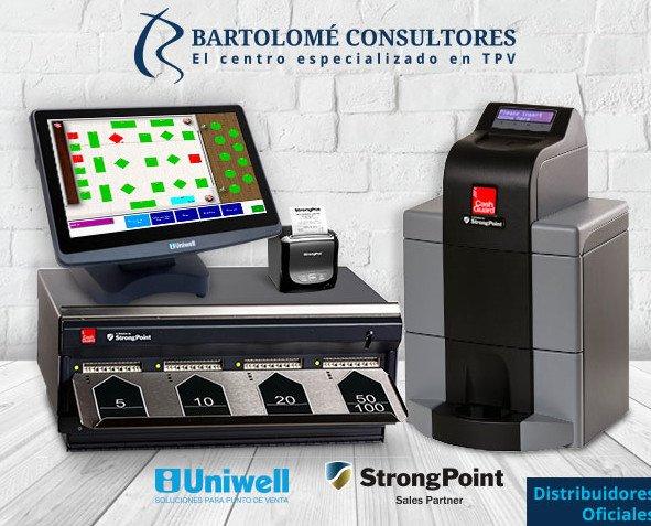 Uniwell-y-CasghGuard. Sistemas Uniwell y CashGuard