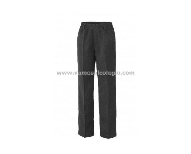 Pantalón Uniforme Gris. Comodidad total para los más pequeños