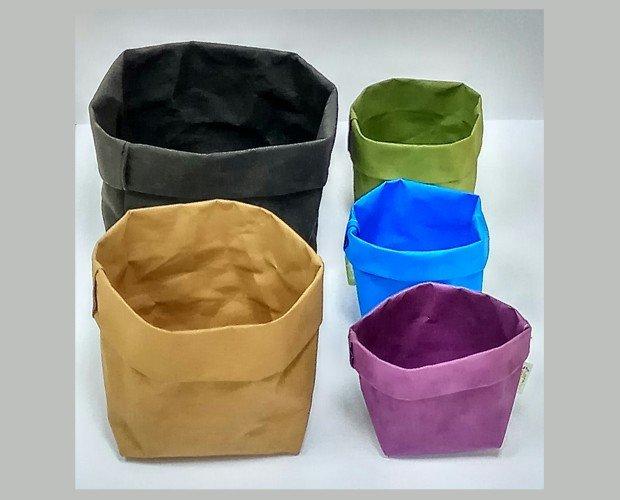 Envases Desechables.Producto de reciclaje