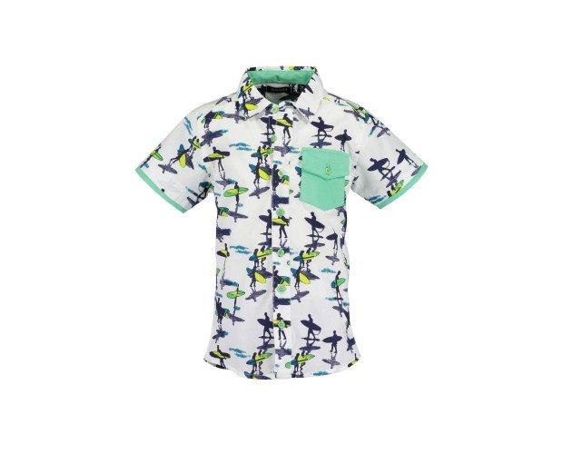 Camisa con Dibujos. Casual y con estilo