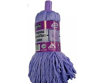 Fregona microfibra. Para la limpieza de suelo