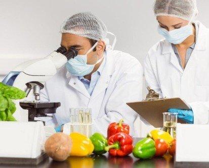 Alimentación. Analíticas alimentarias