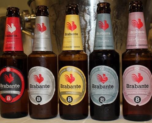 Cerveza Bravante. Brabante