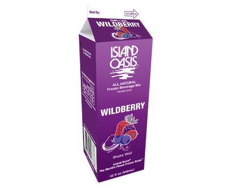 Sabor Wildberry