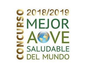 3° Mejor AOVE Saludable del Mundo. Reconocido por elWorld Best Healthy EVOO Contest