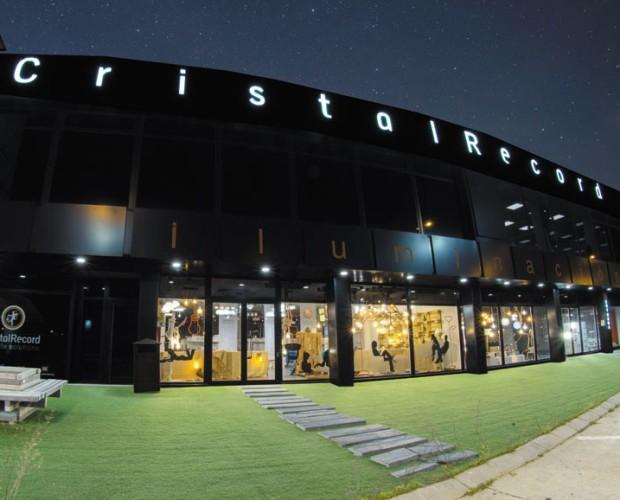 Cristalrecord Iluminación. Nuestra sede en Zaragoza