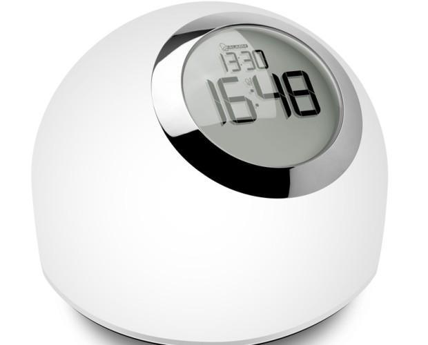 Lámparas de Mesa.LED, modelo: Ball
