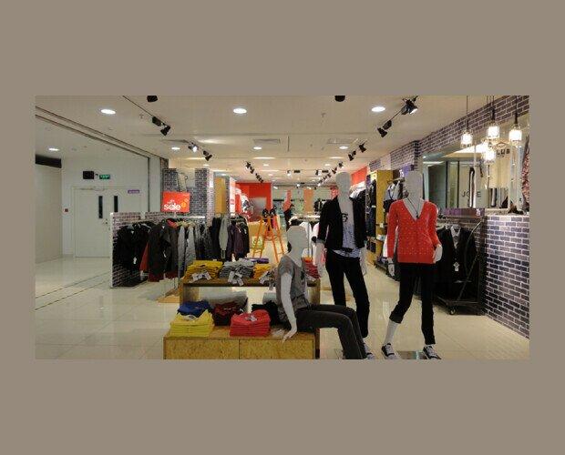 Iluminación de Tienda. Contamos con diseños de diferentes estilos