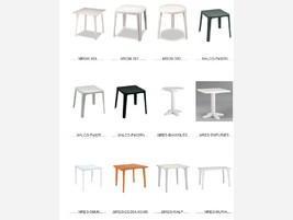 Mesas de diseño exclusivo