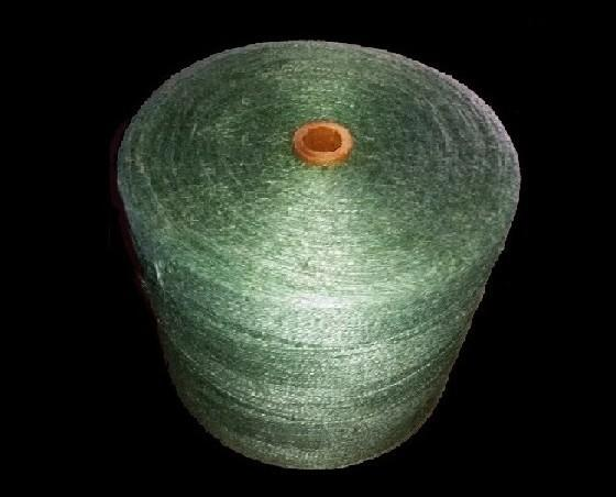 Productos de Mercería. Hilos de Yute. hilo de yute verde oscuro