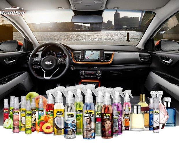 Perfumes para coches. Perfumes para coche esencias tropicales e inspiradas.