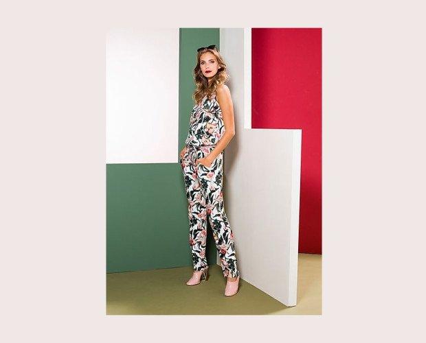 Vestido de Verano. Colores alegres, ligero y fresco