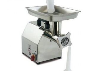 Picadoras de Carne. Picadora de carne de producción media-intensiva de 125 kg./h