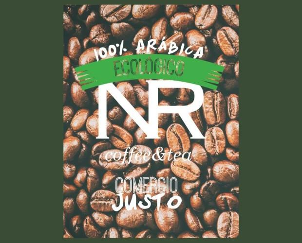 Café. Café Ecológico. Blend de café arábica natural