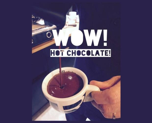 Chocolate a la Taza.Delicioso sabor