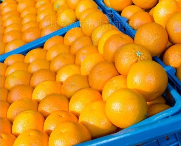 Naranjas.