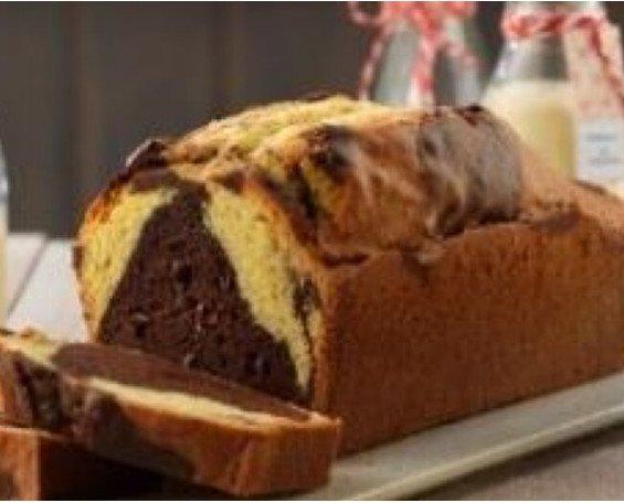 Pastelería sin Gluten. Roscones de Reyes sin Gluten. Vainilla con chocolate.