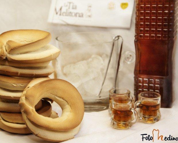 rosquillas panaderas. Rosquillas muy típicas en Semana Santa, con un intenso sabor a anís