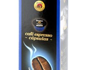 Café en Cápsulas. Arábicas lavado y Arábica Natural