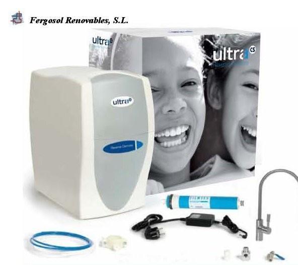 Tratamiento de agua. Equipos de ósmosis inversa
