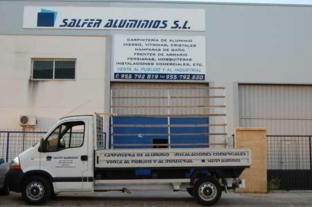 Aluminio. Instalaciones