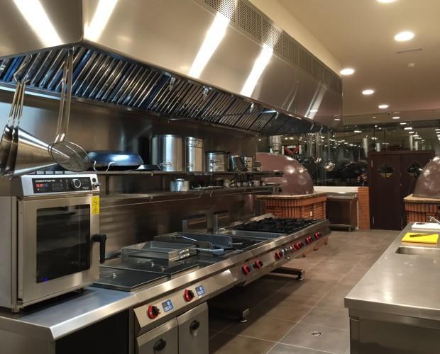 Cocina industrial. Nuestras instalaciones