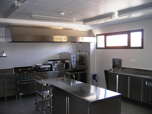 Im genes de equipamiento de hosteler a j rafael c mara for Cocinas hosteleria