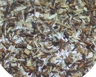 Rooibos, lemongrass. Mezcla pura, de rooibos, lemongrass i jengibre