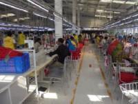 Amplia fábrica