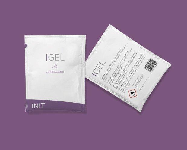 Monodosis de gel hidroacohólico. Gracias a su reducido tamaño, podrás transportarlo cómodamente