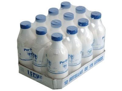 Proveedores de leche. Leche fresca