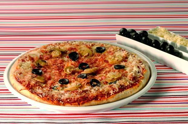 Pizzas congeladas. Exquisitas, varios sabores diferentes