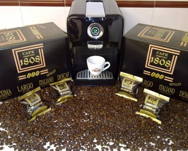Café en cápsulas. Nuestro café en formato cápsula