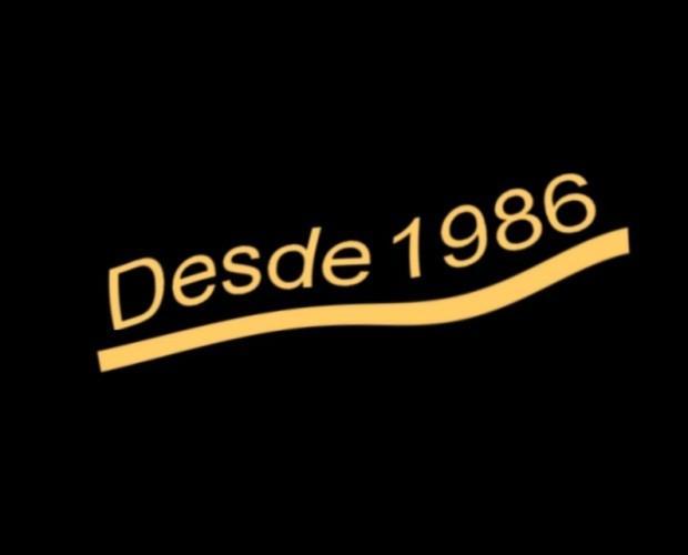 Desde 1986. Trabajamos en el sector desde 1986