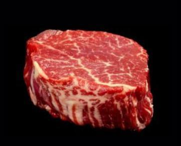 Solomillo de buey. Carne de primera calidad