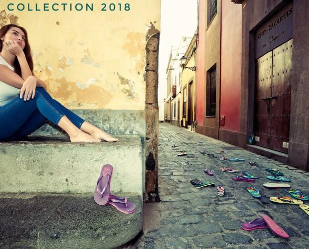 Nueva colección 2018. Portada nueva colección 2018
