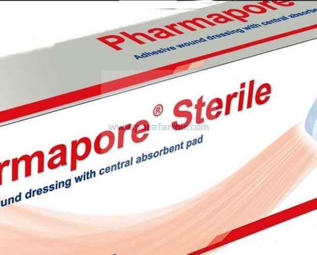 Apósito estéril adhesivo. Pharmapore 10cm X 35cm