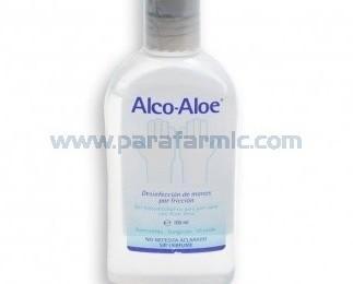 Alco-Aloe solución. Antiséptico para piel sana