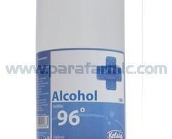 Alcohol etílico 96º. Envase 1000 ml