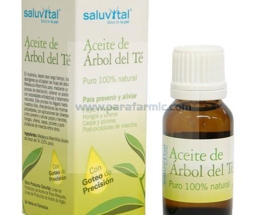 Aceite de árbol de Té. 100% Natural