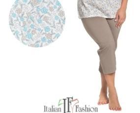 Pijamas plus-size. Distribuidor oficial de Italian Fashion España