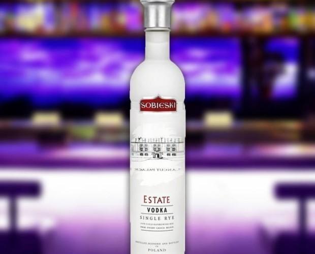 Vodka Premium. Vodka Sovieski