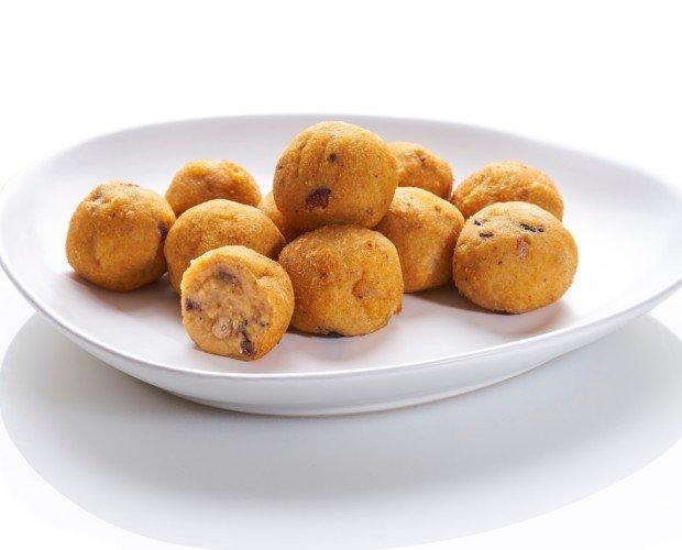 Croqueta de Pulpo. 100% pulpo de marruecos, todo el sabor a la típica tapa gallega.
