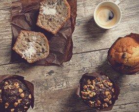 Muffins. Miffins esponjosos