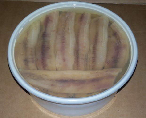 20150203_140230. Lomos de sardina ahumada