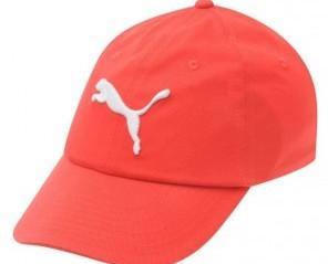 Gorras.Gorra Puma Básico Junior Roja