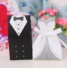 Cajas novios. Cajas para detalles de boda