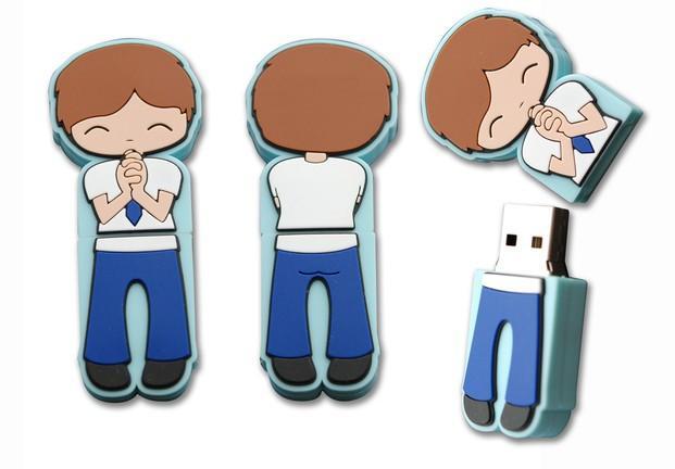 Memoria USB. Detalle comunión
