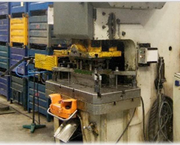 Estampación Metálica.estampación de piezas en metal